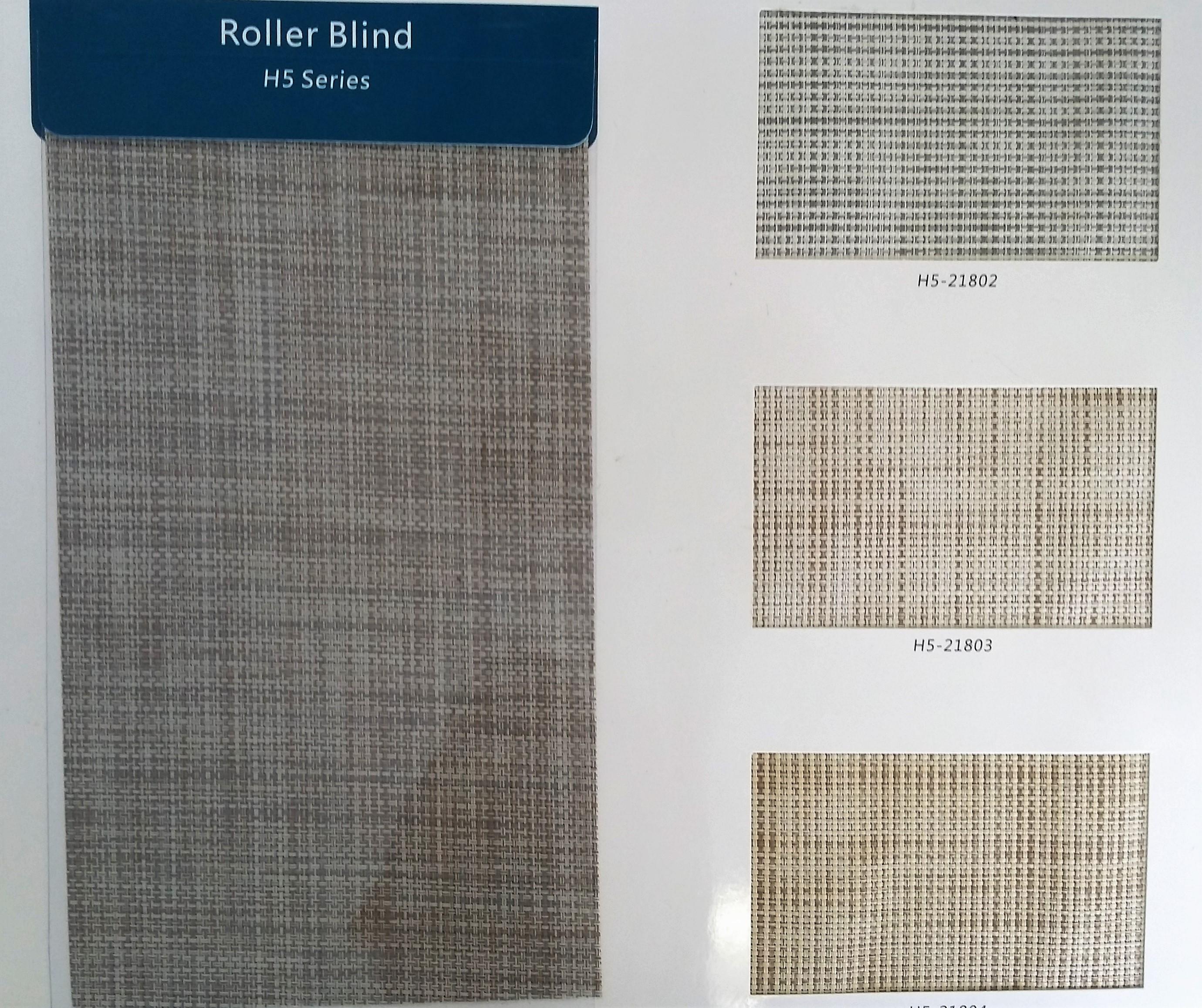 The Blind Spot Roller Blinds