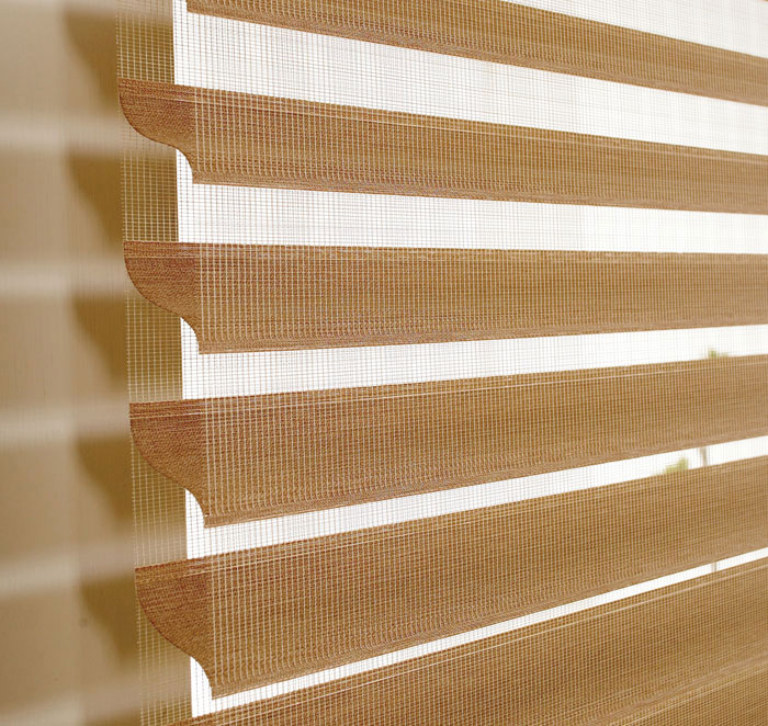 The Blind Spot Triple Fold Blinds