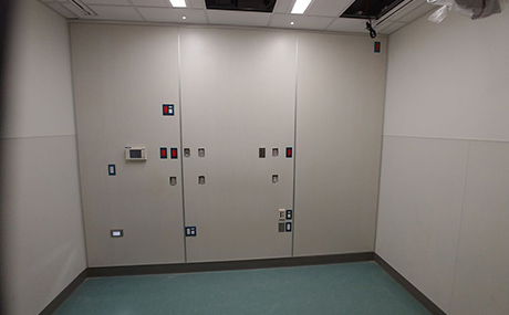 Decorative Wall Panels for Sanitary Applications